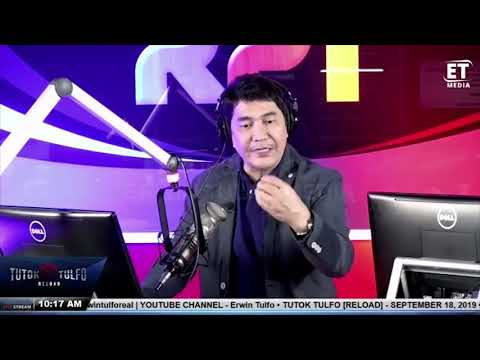 [Erwin Tulfo]  TUTOK TULFO RELOAD | SEPTEMBER 18, 2019 EPISODE