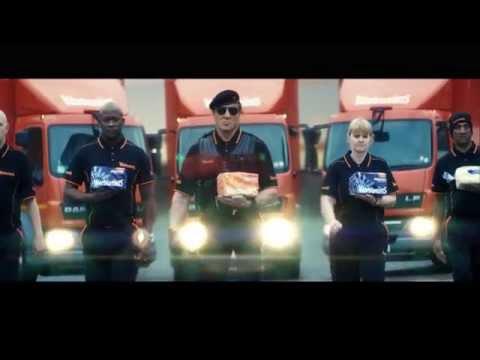 Warburtons - The Deliverer