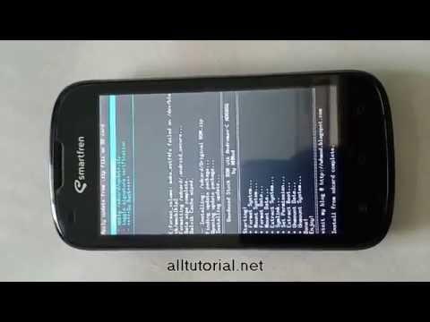 Video Cara mengatasi Andromax C bootloop
