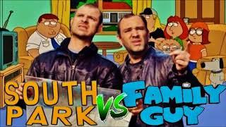 Matt Stone & Trey Parker on Family Guy