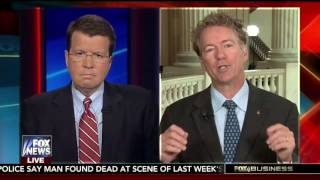 Rand Paul on Majority of Republicans Supporting Obamacare