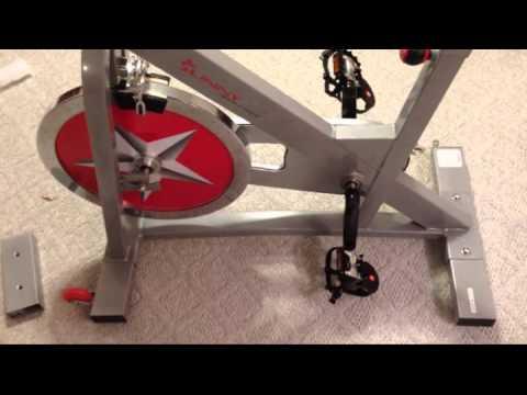 Sunny Health & Fitness Pro Indoor Cycling Bike - SF-B901