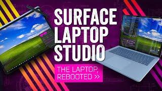 Surface Laptop Studio Review: Rebooting The Laptop