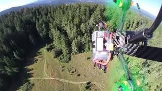 Insta360 Go flowstate 3PV drone flying #santacruz #fpv #drones #insta360 #frsky #crossfire #fatshark