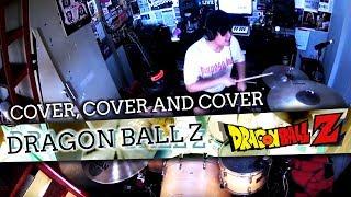 Bounty Ramdhan - Dragon Ball (Drum Cover)