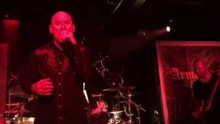 Armored Saint - Control Issues - In Houston Texas 11/23/16