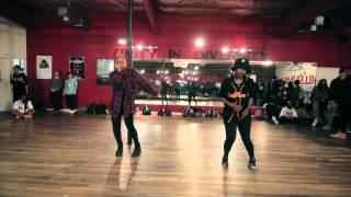 Ace Hood - Gutta Back @Acehood @Lildewey31 (Josh Williams Choreography)