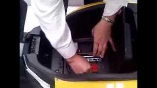 preview picture of video 'Cambio Bateria Motocicleta Eléctrica'