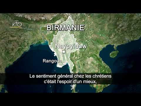 """Birmanie: """"on revient à une période sombre"""""""