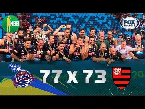 CAMPEÃO! Fraca vence o Flamengo e conquista o título da Super 8