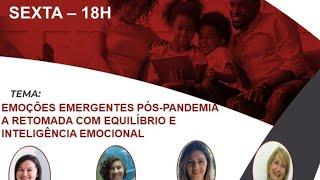 IMF LIVE - EMOÇÕES EMERGENTES PÓS-PANDEMIA