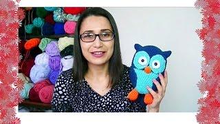 How To Crochet Amigurumi Toy - Part 1