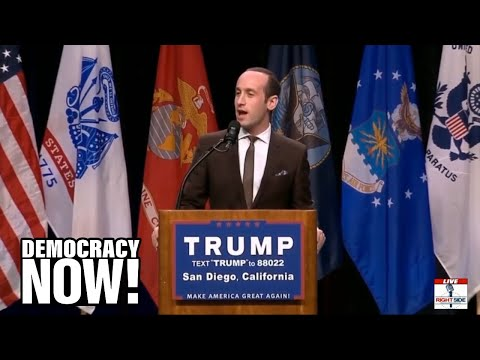 Stephen Miller: The white nationalist driving Trump's immigration policies