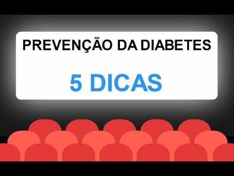 Padrões de glicose para o segundo tipo de diabetes