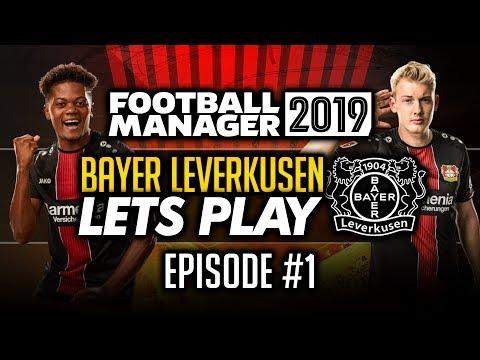 Bayer Leverkusen - Episode 1 | Football Manager 2019 Let's Play