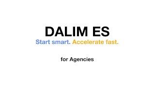 Videos zu DALIM ES