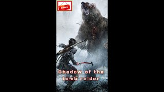 Shadow of the tomb raider HD gameplay free to use gameplay (60fps) (720)non copyright gameplay????????????