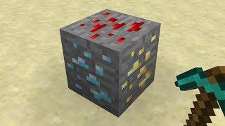 The Ultimate Minecraft Ore