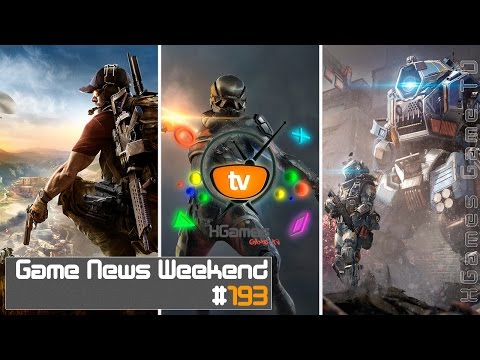 Game News Weekend - #116 от XGames-TV (Игровые Новости)