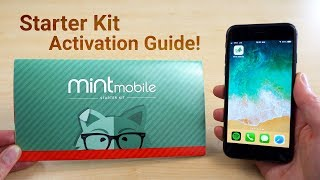 Mint Mobile's $5 Trial Plan - How to Sign Up with the Mint Mobile App!