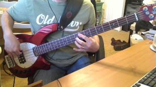 Descendents - She Don't Care Bass Cover