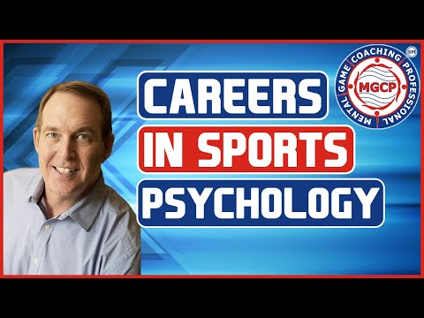 How I Started my Career in Sports Psychology