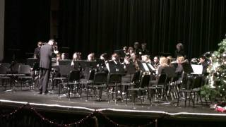 """Fum, Fum, Fum"" - DVHS Wind Ensemble - (Dec. 10, 2009)"