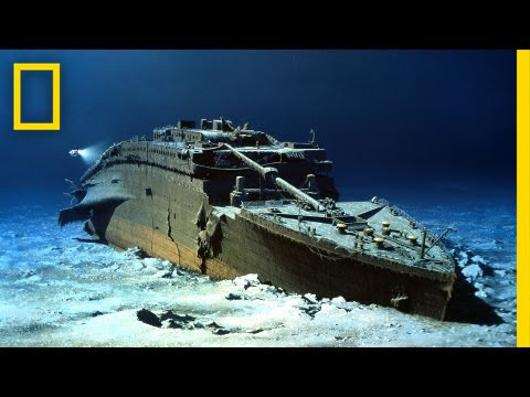 Robert Ballard: Painting the Titanic | Nat Geo Live thumbnail