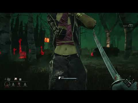 The Oni Gameplay - Dead by Daylight (+ Mori)