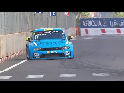 Marrakech Free Practice 2 - Highlights | FIA WTCR / Oscaro