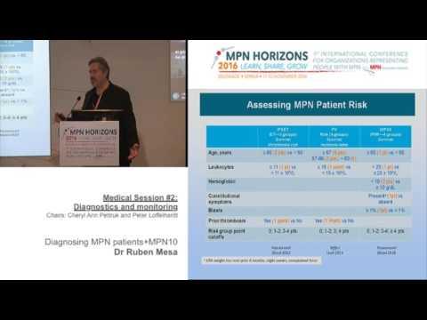 Medical session #2: Diagnosing an MPN