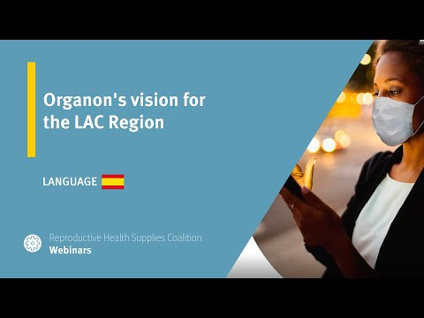 Organon's vision for the LAC Region
