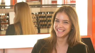 How Barbara Palvin Got Ready For An Oscars After Party
