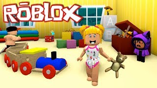 Roblox Scary Story - Baby Goldie Day Care Adventures