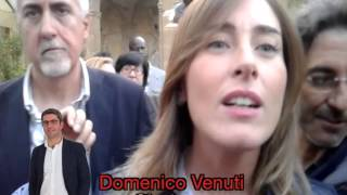preview picture of video 'Il Ministro Elena Boschi per #DomenicoVenutiSindaco di Salemi'