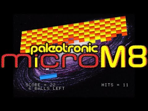 microM8 Promotional Video