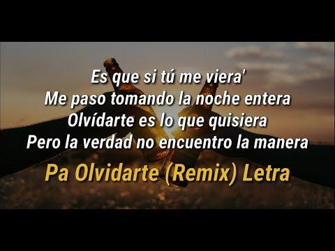 Chocquibtown Zion Amp Lennox Farruko Pa Olvidarte Remix Audio Ft Manuel Turizo