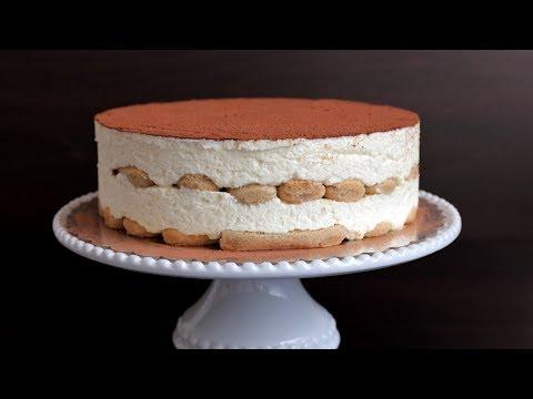 Tiramisu Cake Recipe | How to Make Tiramisu Mousse Cake