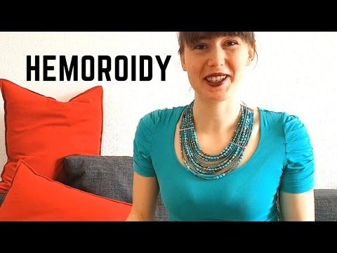 Dla przenoszenia Givet o hemoroidów