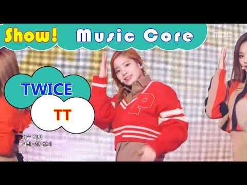 HOT] TWICE - TT(Dance Break Ver ), 트와이스 - 티티 Show