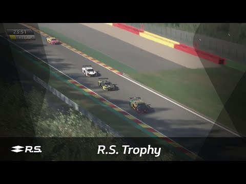 Renault Sport Trophy - Race 3 - SPA - 2016