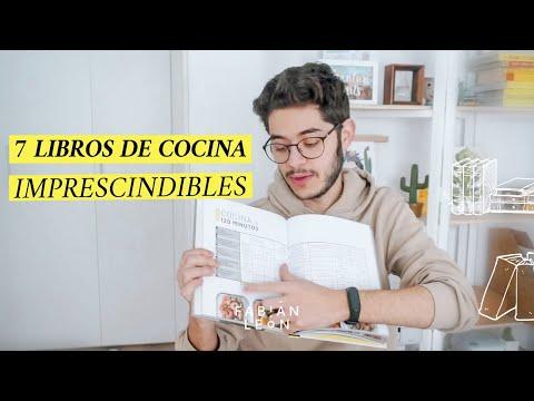 Los 7 LIBROS DE COCINA que yo regalaría | MIS FAVORITOS