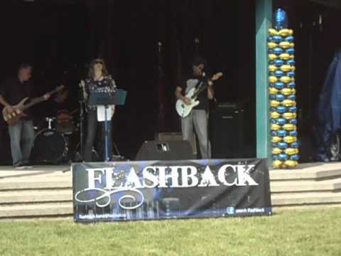 Flashback Band Rockin the Pickering Ribfest