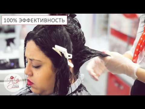 Кератиновое выпрямление волос. Территория стиля Ля Руж