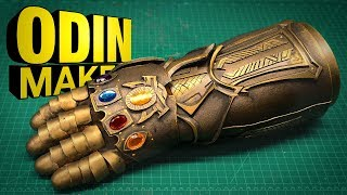 Odin Makes: The Infinity Gauntlet, from Avengers: Infinity War