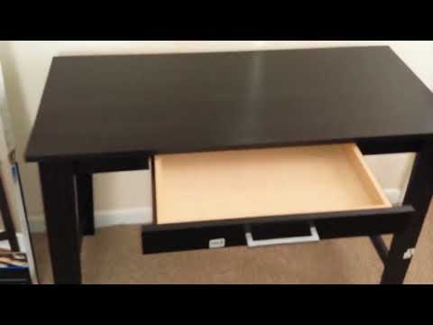 Mainstays writing table from wallmart