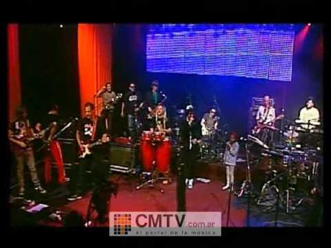Los Auténticos Decadentes video Pendeviejo - CM Vivo 2009