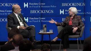 Janet Yellen on concerns before the financial crisis