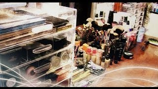 MAKEUP COLLECTION & STORAGE | Part 1