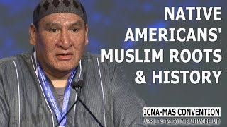 Native Americans Muslim Roots History by Louis Butcher Jr ICNA MAS Convention